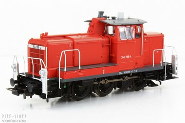 DB-AG diesellocomotief BR 364 DCC Sound