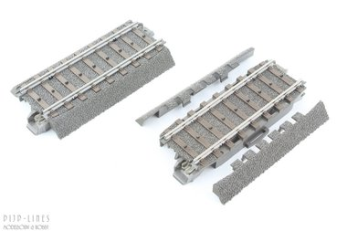 Marklin C-Rails rechte rails 70,8 mm