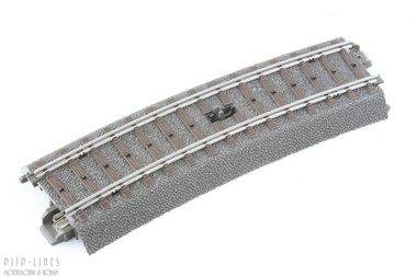Marklin C-Rails schakelrails gebogen R2