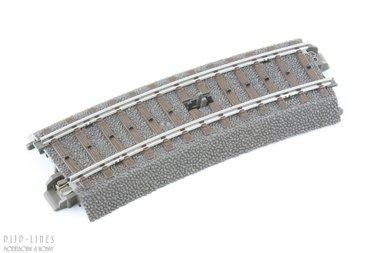 Marklin C-Rails schakelrails gebogen R1