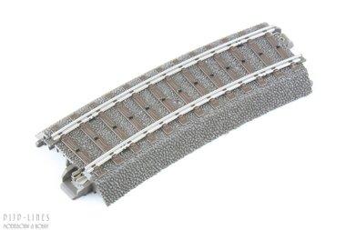 Marklin C-Rails gebogen rails R1 15°