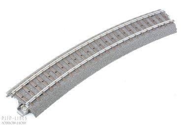 Marklin C-Rails gebogen rails R2 24,3°