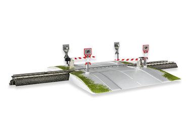 Marklin C-Rails Automatische overweg