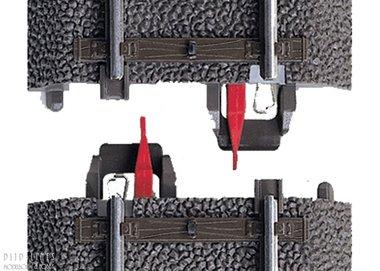 Marklin C-Rails middenleider-isolatie