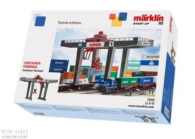 Marklin Container Terminal