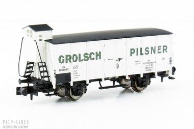 NS Gesloten wagen Grolsch Pilsner