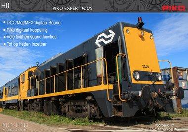 NS Diesellocomotief 2200