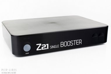 Z21 single Booster.  1x 3 Ampère