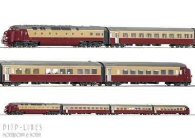 NS TEE RAm diesel treinstel DCC Sound