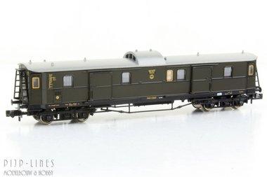 DRG Bagage rijtuig Type Pw4 pr04