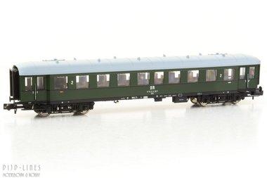 DR 2e klas sneltrein wagen Type B4
