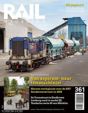 Rail Magazine 361. Januari 2019