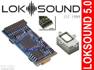 LokSound 5 MTC21