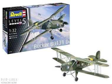 Bücker Bü-131 Jungmann