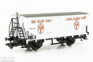 NS gesloten wagon Brouwerij d'Oranjeboom