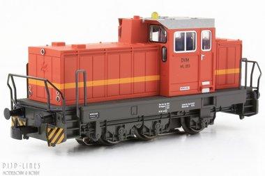 Henschel DHG700 diesellocomotief