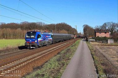 SBB Cargo HUPAC E-lok Re 193