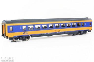 NS Intercity rijtuig 2e klas