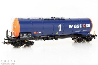 (SBB) Wascosa knikketel wagon Type Zacns