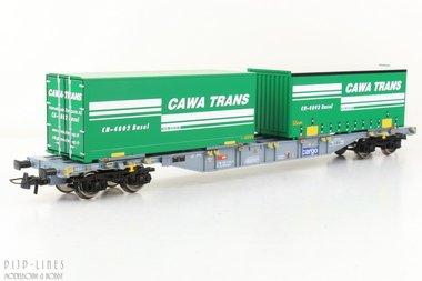 SBB Containerdraagwagen