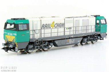 Rail4Chem diesellocomotief Vosslog G2000BB
