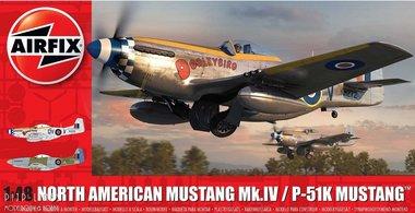North American Mustang Mk.IV / P-51K Mustang