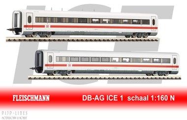 DB ICE 1 uitbreiding set (deel 3)