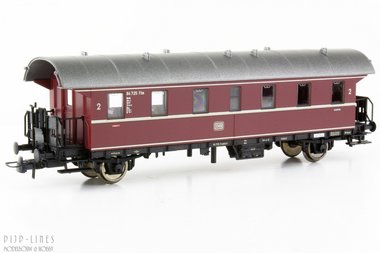 DB personenwagen 2e klas Type Biwb