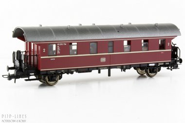 DB personenwagen 2e klas Type Bib
