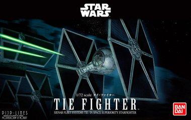 BanDai Star Wars TIE Fighter
