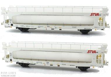 NS STVA autotransportwagen set
