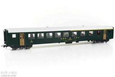 SBB sneltrein rijtuig 1e/2e klas