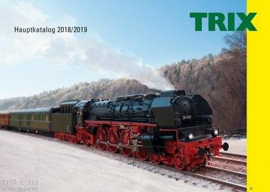 TRIX hoofdcatalogus 2018/2019 NL