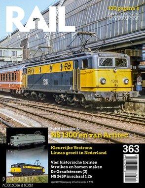 Rail Magazine 363. april 2019