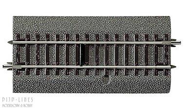 Roco-Line met bedding Schakel rails