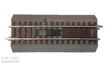Roco-Line met bedding Elektrische ontkoppel rails