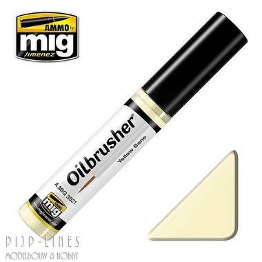 MIG Oilbrusher Mig Jimenez Yellow Bone