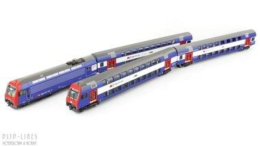 SBB elektrisch treinstel S-Bahn Zürich