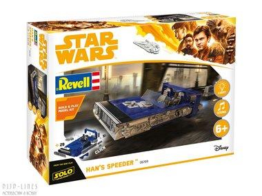 Star Wars Han's Speeder