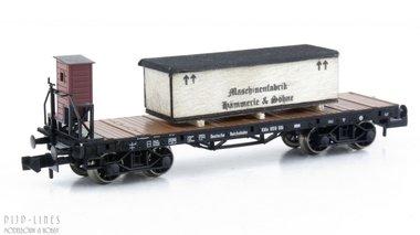 DRG rongenwagen met lading Type SSk