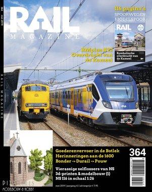 Rail Magazine 364. mei 2019