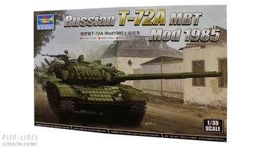 Russian T-72A Mod1985 MBT