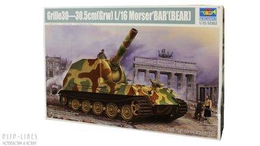 Grille30-30.5cm(Grw)L/16 Morser 'BAR (BEAR)