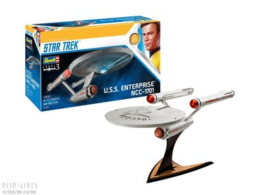 STAR TREK U.S.S. Enterprise NCC-1701 (TOS)