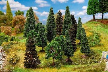15 gemengde bomen