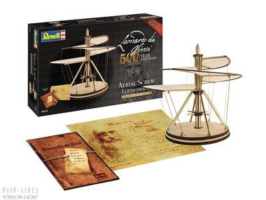Leonardo da Vinci Luchtschroef