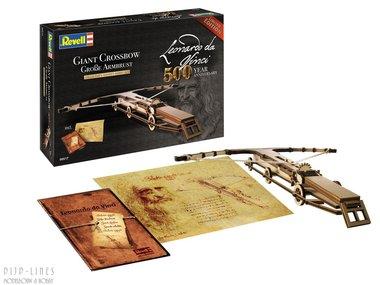 Leonardo da Vinci Kruisboog