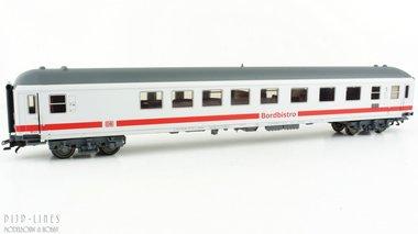 DB-AG IC-EC rijtuig 1e klas / Bordbistro