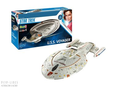 STAR TREK U.S.S. Voyager
