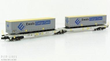 SBB-AAE Containerdraagwagen